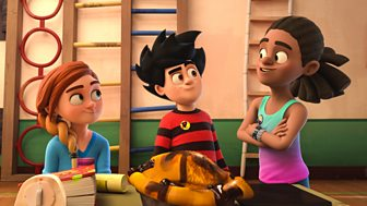 Dennis & Gnasher Unleashed! - Series 1: 19. The Great Beanotown Bake-off