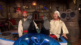 Swashbuckle - Series 5: 21. Pirate Overboard