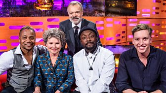The Graham Norton Show - Series 22: Episode 16