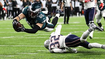 American Football - 2017/18: Super Bowl Lii: New England Patriots V Philadelphia Eagles