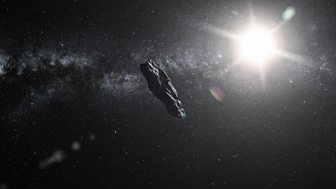 The Sky At Night - The Mystery Of 'oumuamua