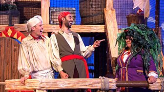 Swashbuckle - Series 5: 22. The Unlucky Whistle