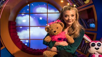 Cbeebies Bedtime Stories - 619. Natalie Dormer - Love Monster And The Scary Something