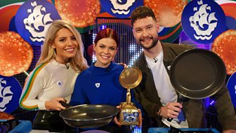 Blue Peter - Superstar Pancakes!
