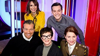 The One Show - 08/02/2018