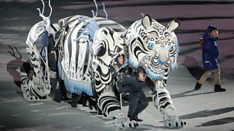 Winter Olympics - Opening Ceremony