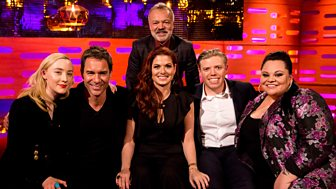 The Graham Norton Show - Series 22: Episode 17