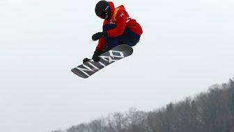 Winter Olympics - Day 2, Part 1