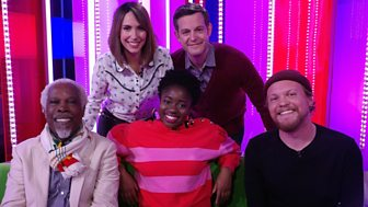 The One Show - 12/02/2018