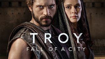 Troy: Fall Of A City - Series 1: 1. Black Blood