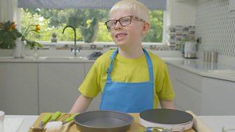 My World Kitchen - Series 1: 5. Orson's English Bakewell Tart