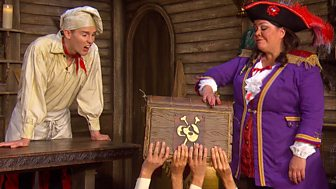 Swashbuckle - Series 5: 24. Captain's Vote