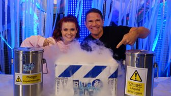 Blue Peter - Cool As Ice!