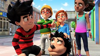 Dennis & Gnasher Unleashed! - Series 1: 26. The Whole Tooth
