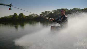 Officially Amazing - Best Of The Bunker: 8. Barefoot Water Skiing