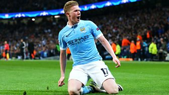 Motd Kickabout - Play Like Kevin De Bruyne!