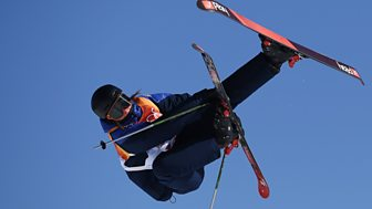 Winter Olympics - Bbc One Day 8: Atkins And Summerhayes For Gb In Ski Slopestyle Final