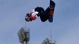 Winter Olympics - Day 10, Part 1