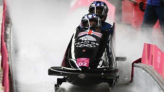 Winter Olympics - Bbc One Day 10: Men's Bobsleigh Runs 3 And 4, And Gb In Women's Curling