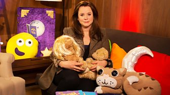 Cbeebies Bedtime Stories - 616. Emily Watson - How The Library (not The Prince) Saved Rapunzel