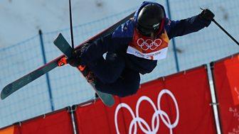Winter Olympics - Day 11, Part 1
