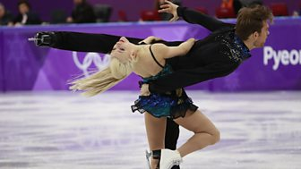 Winter Olympics - Day 11, Part 2