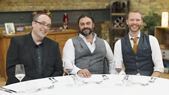 Masterchef - Series 14: Episode 2