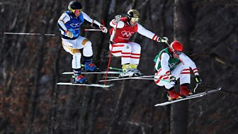 Winter Olympics - Day 12, Part 2