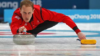 Winter Olympics - Bbc Two Day 12: Gb V Usa In Men's Curling