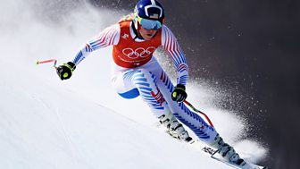 Winter Olympics - Bbc Two Day 13: Women's Combined Slalom And Usa V Canada Ice Hockey