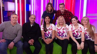 The One Show - 21/02/2018