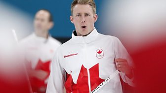 Winter Olympics - Bbc Two Day 14: Curling - Men's Bronze Medal Match