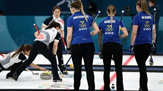 Winter Olympics - Bbc One Day 16: Women's Curling: Gold-medal Match - Sweden V South Korea