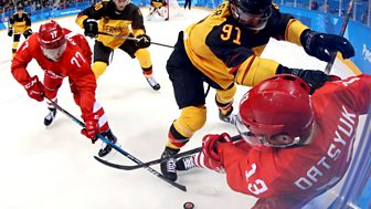 Winter Olympics - Bbc Two Day 16: Men's Ice Hockey: Gold-medal Match - Germany V Oar