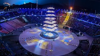 Winter Olympics - Closing Ceremony