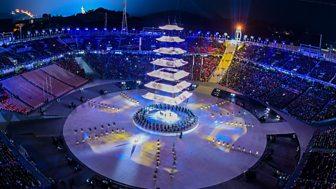 Winter Olympics - Closing Ceremony
