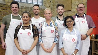 Masterchef - Series 14: Episode 5