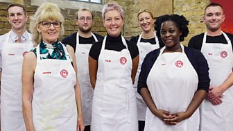 Masterchef - Series 14: Episode 8