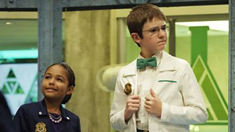 Odd Squad - Series 2: 8. The Movie