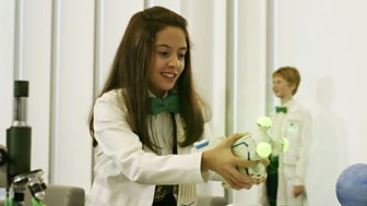 Odd Squad - Series 2: 9. Oscar Strikes Back Part Two