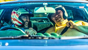 Top Gear - Series 25: Episode 3