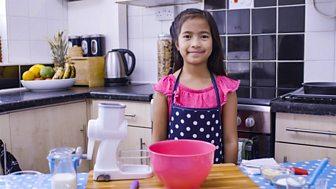 My World Kitchen - Series 1: 13. Reese's Filipino Cassava Cake