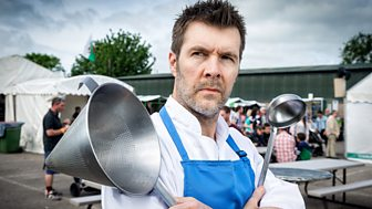 Rhod Gilbert's Work Experience - Series 8: 2. Festival Chef
