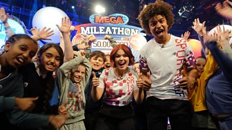 Blue Peter - Sport Relief Spectacular!