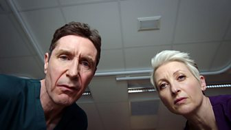 Holby City - Series 20: 15. Tate Gallery