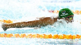 Commonwealth Games - Day 2, Part 5: Featuring Men's 200m Freestyle