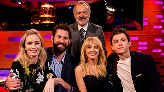 The Graham Norton Show - Series 23: Episode 1