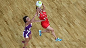Commonwealth Games - Day 3, Part 3: Featuring Track Cycling, Women's Gymnastics And Netball