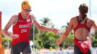 Commonwealth Games - Day 3, Part 2: Women's Para-triathlon And Mixed Team Relay Triathlon