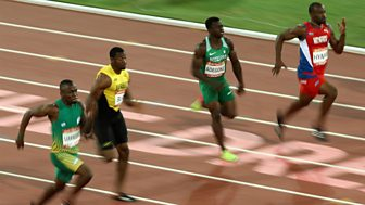 Commonwealth Games - Day 5, Part 4: Featuring Men's 100m Final